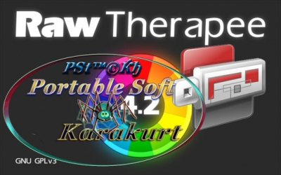 RawTherapee Portable 5.8 Native