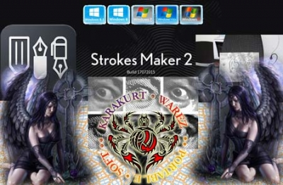 Strokes Maker 2.0 Build 17072015 Portable