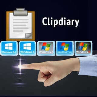 Portable Clipdiary 5.4