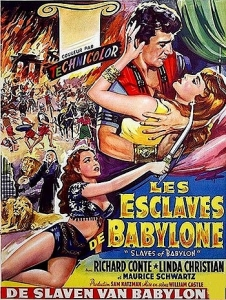 Рабы Вавилона / Slaves of Babylon (1953) TVRip