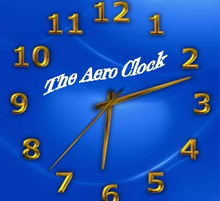 TheAeroClock 5.25 Portable