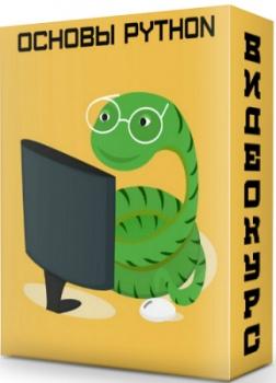 Романов Дмитрий: Основы Python. Видеокурс (2020)