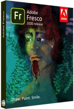 Adobe Fresco v1.9.0 Multilingual by m0nkrus