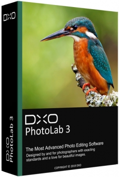 DxO PhotoLab Elite 3.3.0 build 4391 RePack by KpoJIuK