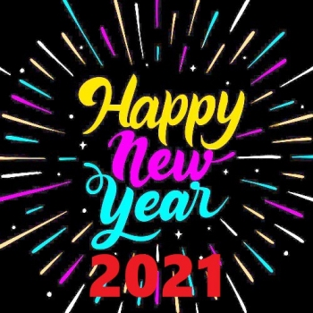 Happy New Year 2021 (2020)