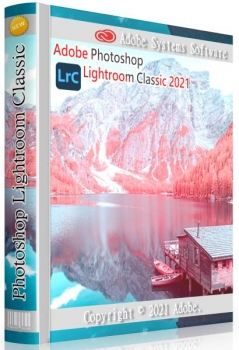 Adobe Photoshop Lightroom Classic 2021 v10.1.1