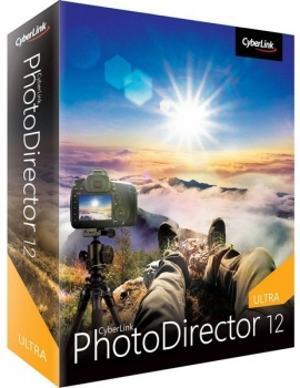 CyberLink PhotoDirector Ultra 12.1.2418.0 + Rus