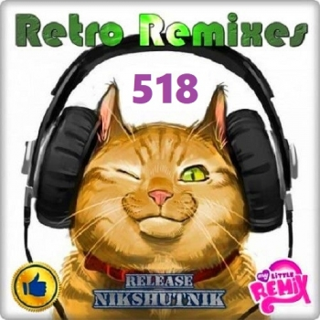 Retro Remix Quality Vol.518 (2021)