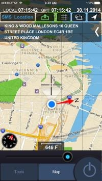 All GPS Tools Pro (map, compass, flash, weather) 1.7 [Android]