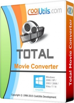 Coolutils Total Movie Converter 4.1.0.45