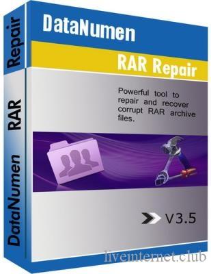 DataNumen RAR Repair 3.5 MULTI/RUS