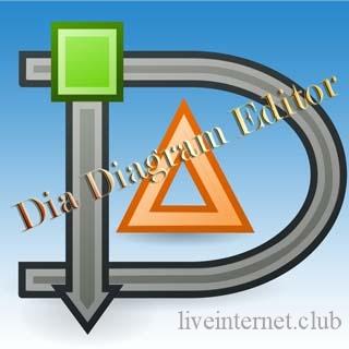 Dia Diagram Editor 0.97.2-2 Portable