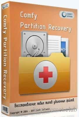 Comfy Partition Recovery 4.0