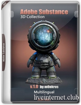 Adobe Substance 3D Collection v.1.0 Multilingual by m0nkrus