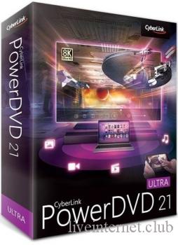 CyberLink PowerDVD Ultra 21.0.2019.62