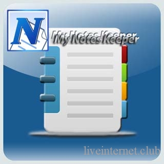 My Notes Keeper 3.9.4 Portable