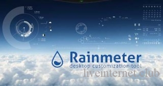 Rainmeter 4.5.0 Build 3518 Portable