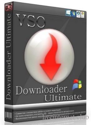 VSO Downloader Ultimate 5.1.1.87