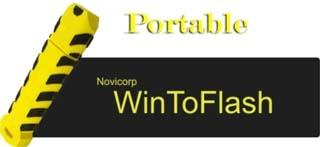 Novicorp WinToFlash 1.13..2 Portable