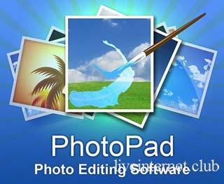 Portable PhotoPad Image Editor Pro7.61