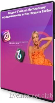 Анастасия Черемнова - Видео-Гайд по бесплатному продвижению в Инстаграм и ТикТок (2021) CAMRip