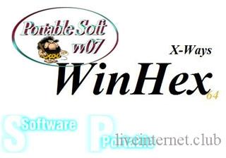 Portable X-Ways WinHex 20.3 SR 5