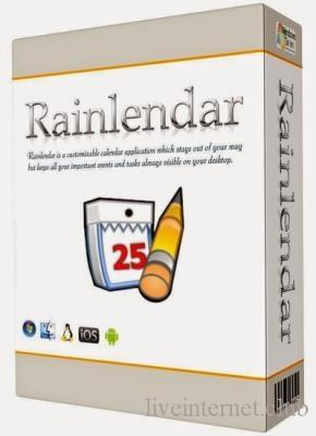 Rainlendar Pro 2.14.2 Build 157