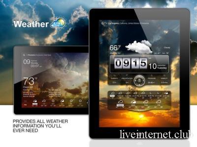 Weather Live Premium 6.40.4 (Android)
