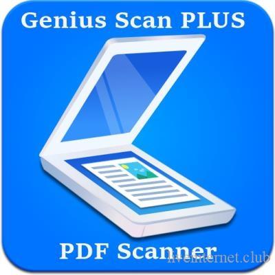 Genius Scan PLUS PDF Scanner 6.1.1 (Android)
