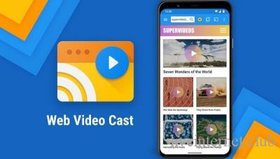 Web Video Cast — Browser to TV Premium 5.4.0 (Android)
