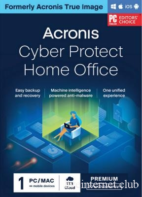 Acronis Cyber Protect Home Office Build 39703