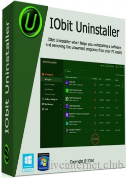 IObit Uninstaller Pro 11.1.0.18 RePack/Portable